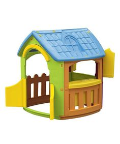 Look at this Kitchen Chef's Playhouse on #zulily today! These are the best our pediatric urgent care has one and there normally around $400! Less than 200$ on zulily!