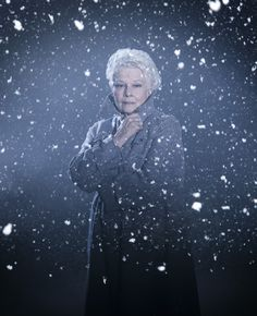 Judi Dench for the upcoming season of plays at the Garrick Theatre with the Kenneth Branagh  Theatre Company. Judi will star in The Winter's Tale.