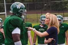 Blind Side; such a good movie.