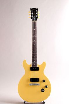 GIBSON[ギブソン] Les Paul Special Double Cut 2015 Trans Yellow|詳細写真