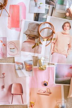 Behind The Design: Leif Collection // moodboard