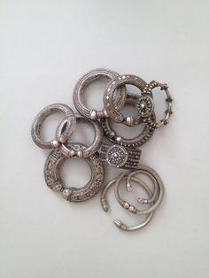 Silver Earrings Clip On Product Silver Jewellery Indian, Tribal Jewelry, Jewelry Art, Silver Jewelry, Silver Ring, 925 Silver, Silver Earrings, Sterling Silver, Silver Bracelets