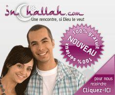 Site de rencontre comme inchallah