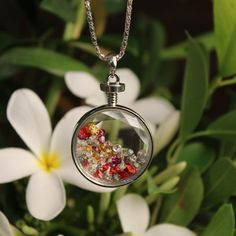 Redeem this Stunning Round Glass Pendant Necklace   for FREE only on LooksGud.in #LooksGudReward #Necklace