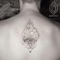 bicem-sinik, tatto design, geometric design