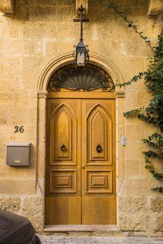 Door on Gozo, Malta