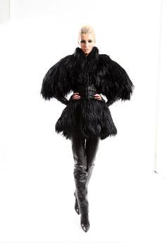 Ralph Rucci - Fall 2012 Ready-to-Wear