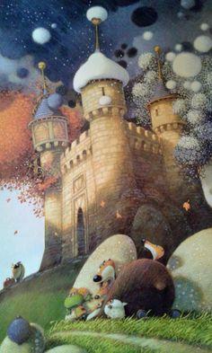 Lulu et le château des Quatre Saisons