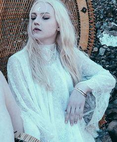 Lindsey Thornburg Layered Lace Mini