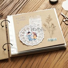 60 Page Photo Memory BookPocket Baby Album wedding Photo Album Scrapbook, Diy Scrapbook, Scrapbook Journal, Friend Scrapbook, Graffiti, Photo Corners, Diy Workshop, Pocket Scrapbooking, Baby Album