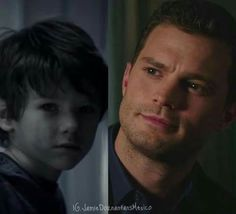 Baby Christian and adult Christian