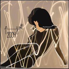 Cover Art dutch rapper P-Yott - 2004 ( special edition)