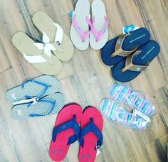 From snow boots to flip-flops... We are READY!  Fun in the Sun!  Vineyard Vines!  Southern Tide!