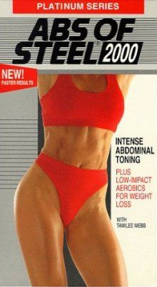 Tamilee Webb Workout Fitness Exercise Products