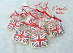 galletas de bandera de Gran Bretaña 5