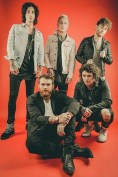 """""""Some of his demons and some of his issues were causing the chaos"""" – Asking Alexandria's James Cassells (The VH Interview) – VultureHound + SteelChair Magazine – Music, Film, TV + Wrestling - Asking Alexandria - Ben Bruce - Danny Worsnop - Cameron Liddell - Sam Bettley"""