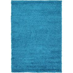 Zipcode™ Design Madison Turquoise Area Rug | AllModern