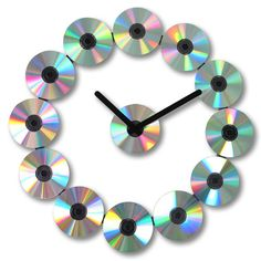Google Image Result for http://bedzine.com/blog/wp-content/uploads/2012/07/CD-Wall-Clock.jpg