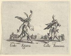 Cicho Sgarra - Collo Francisco, from the Balli di Sfessania