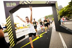 On December 9th, Rio de Janeiro hosted the Nike Rio Corre 10K, a race where runners and friends could share their feelings about the experience through their social networks.