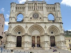 Catedral cuenca - Cuenca, Spain - Wikipedia, the free encyclopedia