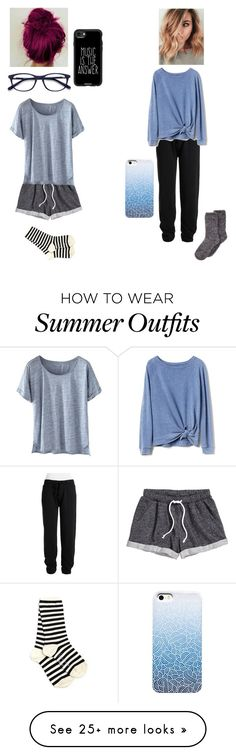 """Summer outfits : """"summer and winter comfy outfits"""" by taylor Comfy School Outfits, Camping Outfits For Women, Casual Outfits For Teens, Cute Lazy Outfits, Winter Outfits, Summer Outfits, Women Camping, Summer Fashions, Look Fashion"""
