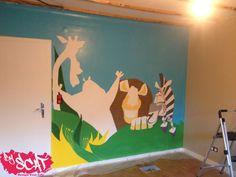 fresque-Madagascar-step by step-BySCAT
