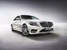 Here it is the S class