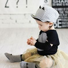 Check current price Moeble Spring Autumn Lovely Cat Baby Hats Child Bebe Baseball Caps Kids New Fashion Cap for Infant Baby 4-6 Months 1pc H776 just only $3.10 with free shipping worldwide  #babyboysclothing Plese click on picture to see our special price for you