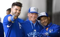 Hosmer smile is ugh so cute