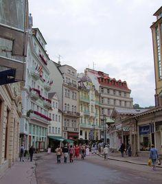 Carlsbad, Czech Republic, Europe  Historical European Spa Town...beautiful town
