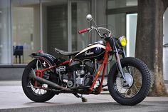 Indian Chief - Spice Motorcycles/Trophy Clothing