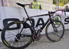the maglia rosa bike