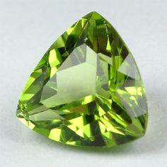 #Peridot Cut Gemstone  http://www.crystalwind.ca/crystalsandgems/crystal-in-depth/872-peridot-the-healers-stone