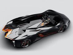 2023 Lamborghini Diamante Is A Turbine Electric Marvel
