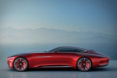 Vision Mercedes Maybach 6 | Uncrate