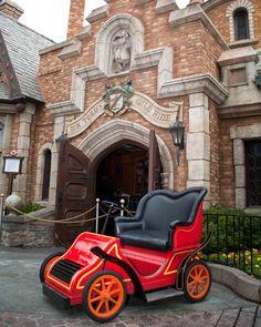 Mister Toad's Wild Ride ~ Disneyland