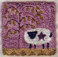 Chessie & Me, Willow Tree Sheep