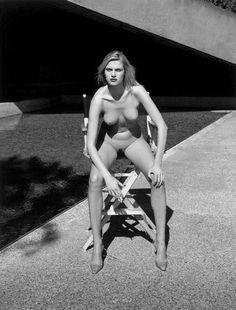 Cyberwomen 4  Helmut Newton