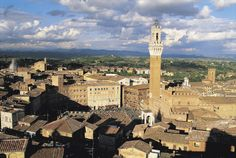Siena offers rest and respite amid a dream vacation hiking across the Tuscan countryside.