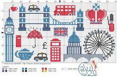 Free Cross Stitch Charts, Mini Cross Stitch, Cross Stitch Patterns, Needlepoint Patterns, Embroidery Patterns, Cross Stitching, Cross Stitch Embroidery, Minecraft Pattern, Art N Craft