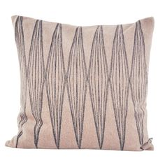 Graphic Shadow Dust Cushion Cover 50x50cm, 180