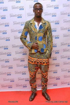 African Stylish Male Suit ☆★☆