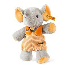 Trampili Elephant Orange EAN 240256 by Steiff at The Toy Shoppe