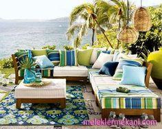 keyif zamanı işte bahçe mobilyaları | Hamilemiyim Gebelik Moda Sağlık Ev Dekorasyon Fikirleri - Melekler Mekanı