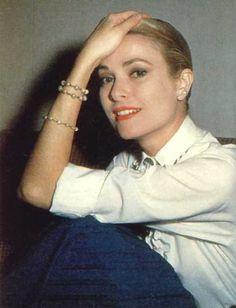 Grace Kelly - timeless style