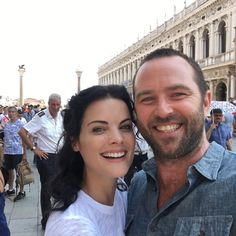 Sullivan Stapleton and Jamie Alexander - Blindspot.