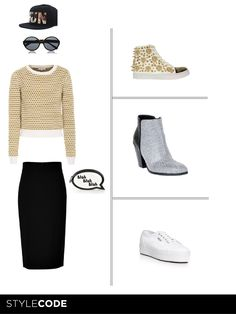 Get this 80´s FUN look in MAGSC, inspired from the ghetto rappers! PEACE OUT!
