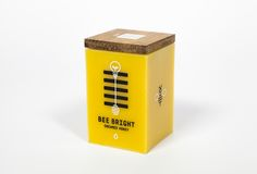 Bee Bright is an eco-friendly packaging for creamed honey. It is entirely made of beeswax, and a wick inserted in the container allows the user to turn the packaging upside down when it is empty of honey, and burn it down. The wooden lid serves as a base …