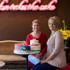 Sweet Success - A write up in @ALIVE Magazine about Sweetology, STL's first Makery experience! #cake #fun #decorating #cupcakes #friends #girlsnightout